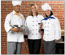 restaurant uniform service