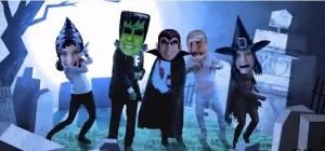 Happy Halloween from Linen Finder