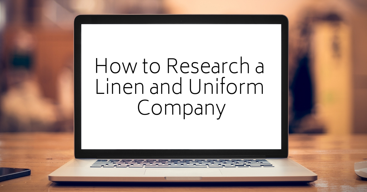 linen and uniform company featured